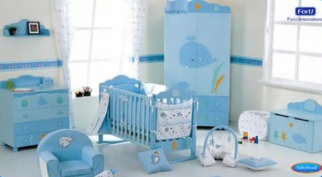 Sea World Nursery Package Deal